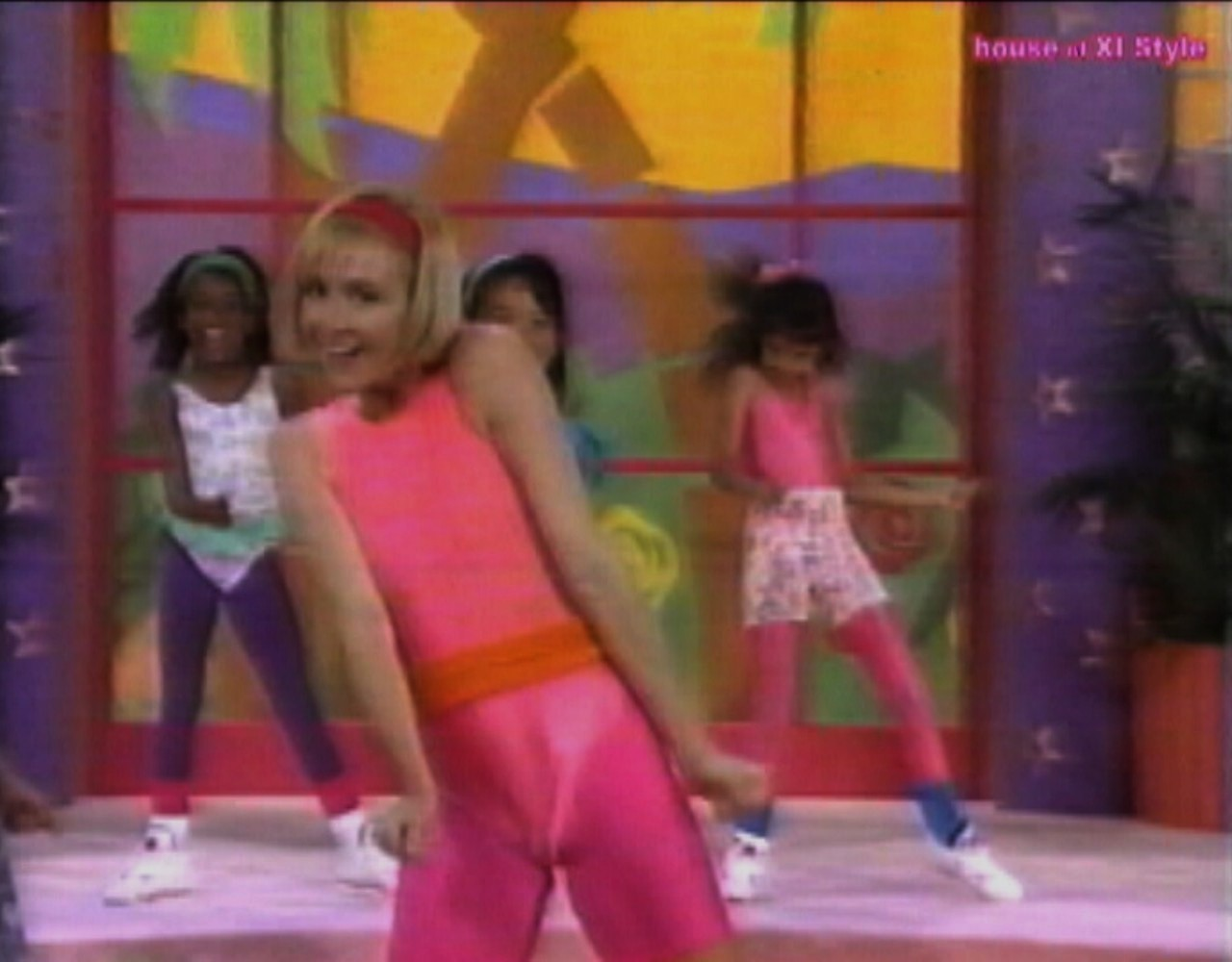 "Natural Wonder Girls! Dance Workout! ""Barbie Gets Nine Inch Nailed!"" - Kim Breaux!"